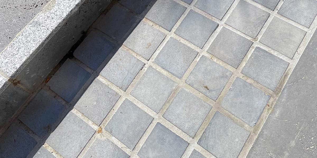 Victorian Bluestone Cobblestones