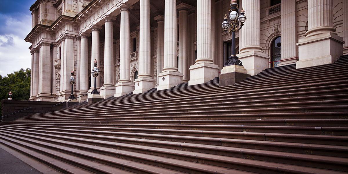 Victorian Bluestone Industry Sectors, Government
