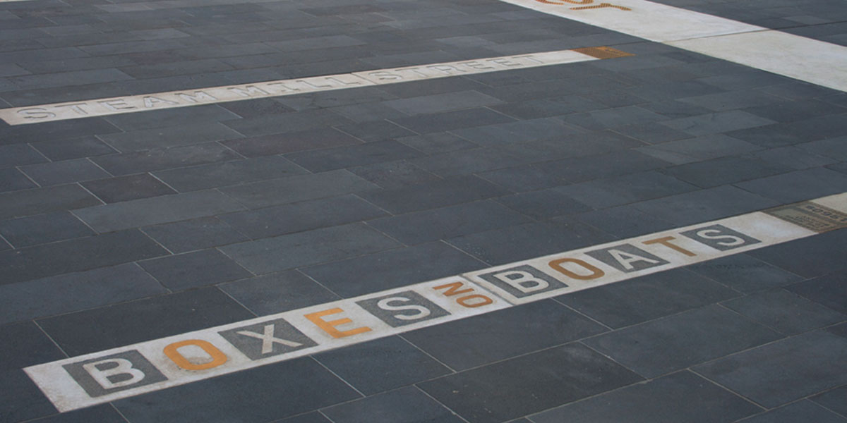 Victorian Bluestone Paving & Tiles