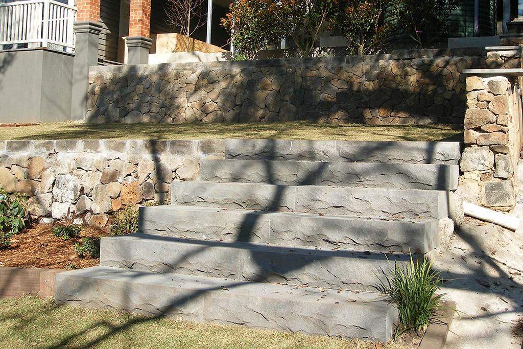 Victorian Bluestone Quarries Project Gallery