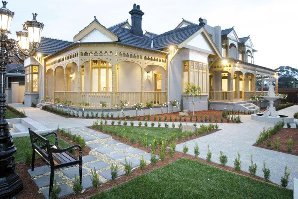 Residential Project: bluestone paving